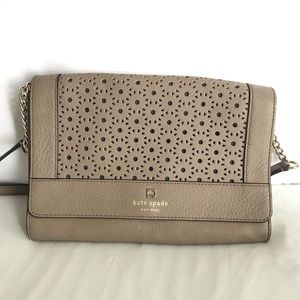 Kate Spade Floral Crossbody